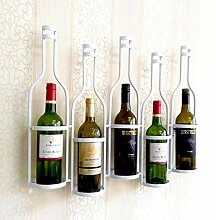 Weinregal Wandbehang Weinglashalter Hängend