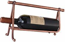 Weinregal, Weinflasche Ausstellungsstand, Perfekt