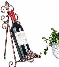 Weinregal, Weinregal Ornamente Weinflaschenhalter