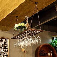 Weinregal Weinschrank, Vintage Champagner Glas