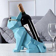 Weinregaldekoration, Moderne Und Einfache