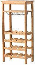 Weinschrank Display Rack Weinregal Rack Boden Home