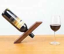 Weinständer MassivholzStil Ausgewogene