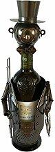 Weinständer Schornsteinfeger mit Leiter Gilde