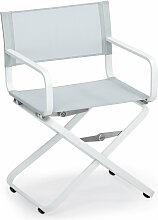 Weishäupl - Ahoi Sessel, Aluminium weiß /