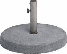 Weishäupl - Schirmständer Bodenplatte Beton (BP140050)