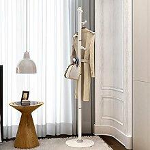 Weiß / Rosa Eisen Garderobe Standfuß Einfacher