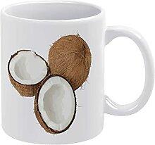 Weiße Tasse Gesundheit Geschenk Glänzende