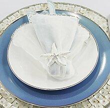 weiße um spitzen serviette handgemachte perlen aus stoff - serviette zimmer dekoration serviette serviette 45 * 45 1 block
