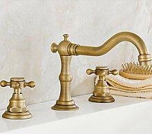 Weit verbreitete Waschbecken Wasserhahn