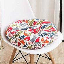 weiwei Home Chair Kissen, Dicke atmungsaktive Tuch