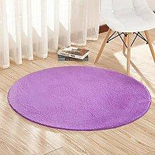 weiwei Teppich Gewaschen Runder Teppich
