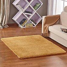 weiwei Teppich Verdickte Wohnzimmer Schlafzimmer