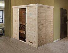 Weka 529.2020.30110 Design-Sauna 529 GT OS