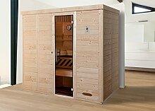weka Design-Sauna KEMI 5 GTF Sparse