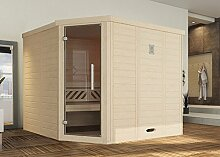 weka Design-Sauna KEMI Eck 2 GT, Sparse