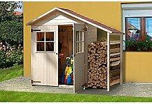 weka Garten-/Terrassenschrank 357 A Gr.2