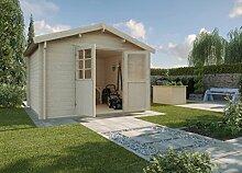 Weka Gartenhaus 132 A Gr. 2 38 mm