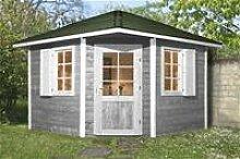 weka Gartenhaus 149 5-Eck Gr.1, 28 mm