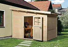 weka Gartenhaus 260 Gr.2, 28 mm, ET