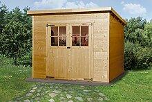 weka Gartenhaus 325 Gr.3, lasiert, 19 mm