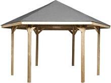 Weka Pavillon 656 Gr.2 399 cm x 461 cm