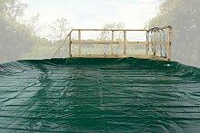 weka Pool-Abdeckplane Mali 2, BxL: 376x476 cm B/L: