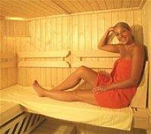Weka Sauna Querliege Größe 1 für Saunatiefe 144/148 cm