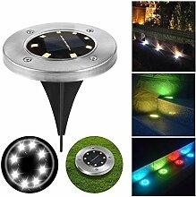 Wekold Solar Bodenleuchten, 3-16 LEDs