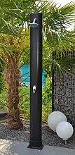 WelaSol ® Solardusche 34 Liter Gartendusche 2,20