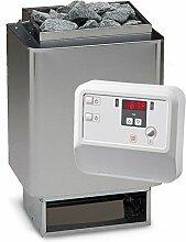 Well Solutions® Saunaofen EOS 34A mit Steuerung A1 oder A2 6 kW A2