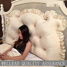WELLEAD Keilkissen für Bett Rückenlehne,