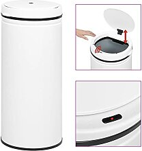 WELLIKEA Automatischer Sensor-Mülleimer 80 L