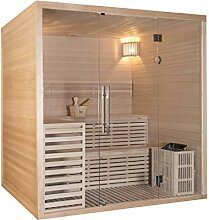 Wellis Calidus Hemlock finnische Sauna
