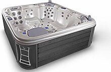 Wellis Everest Whirlpool Outdoor Außenwhirlpool 5