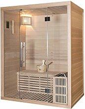 Wellis Igneus Hemlock finnische Sauna