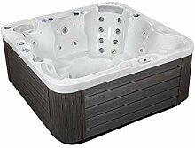 Wellis Jupiter Whirlpool Outdoor Außenwhirlpool 6