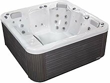 Wellis Pluto Whirlpool Outdoor Außenwhirlpool 5