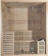 Wellis Serenis Hemlock finnische Sauna