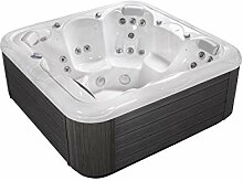 Wellis Venus Whirlpool Outdoor Außenwhirlpool 6