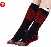 welltobuy Beheizte Socken, Elektrische Warme