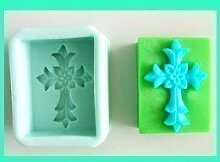 Welt der Formen grünen Kreuz Rechteck Form,