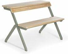 Weltevree - Tablebench Gartentisch, 2-Sitzer,
