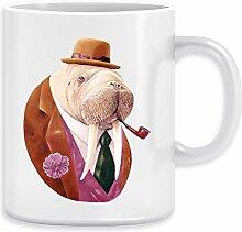 Weltlich Walross Kaffeebecher Becher Tassen