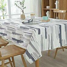 WEM Home Tischdecken, Yi Point Einfache Farbe