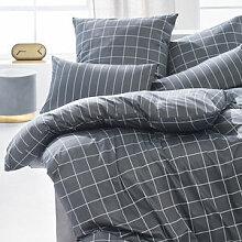 Wende-Bettwäsche für Puristen und Freunde klarer