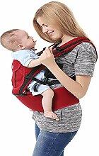 WENDYRAY Tragetuch Babytrage Komfortable Baby Wrap