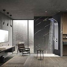 WENHAUS Duschpaneel LED Duschsystem aus 304