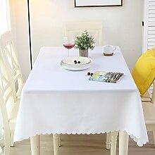 WENJUN Tischdecken, Einfarbig Hochzeitsbankett