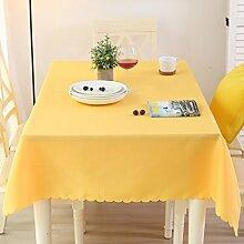 WENJUN Tischdecken, Runde Tischdecke,